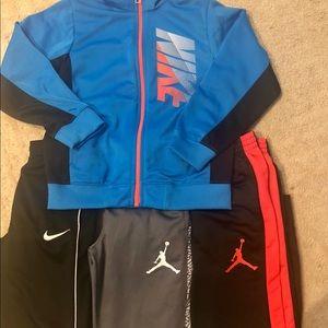 Boys Nike/Jordan Bundle Sz 5-6